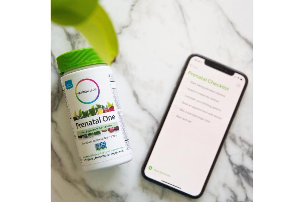 Vitamin Needs for Prenatal and Postnatal Health: A Checklist for Moms-to-Be