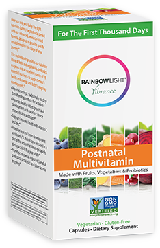 Preconception Multivitamin